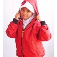 jaket anak perempuan hoodie