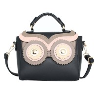 Tas Handbag Hitam Import Selempang Korean Elegan Wanita Fashion Modis