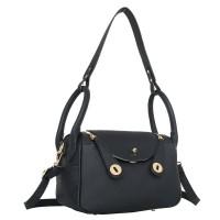 Tas Fashion Modis - Tas Shoulder Bag - Tas Jinjing Black Wanita Cewek