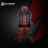 KURSI GAMING ST RACING - SPORT SERIES - BLACK RED