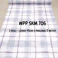 WALLPAPER WPP SKM 706 WALL STIKER WALLSTICKER AGEN SAKIMYO SHOP