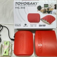 TOYOSAKI TYS-999 booster boster antena penguat signal tv DUS PUTIH