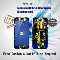 Garskin HP Vivo V5 motif V rossi - motif bisa request