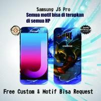 Garskin HP Samsung J5 PRO motif Mobile legend 25 - motif bisa request