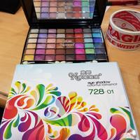 Nonna Eyeshadow Colorful Romance 728