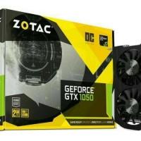 VGA ZOTAC GTX1050 OC 2GB DDR5 128BIT