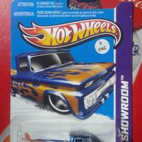 Hot Wheels '62 Chevy Custom
