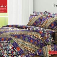 Bed cover/sprei batik/sprei carmina/sprei satu set/sprei halus/murah
