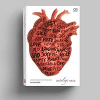 Novel Antologi Rasa (Cover Baru) - Ika Natassa