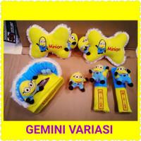 Katalog Bantal Boneka Minion Harga Mainan Hobi Mobil 6 Pcs