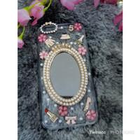 Bling Case Mirror Case Elegant Oppo F7 Vivo V7 V9 Samsung Iphone Xiomi