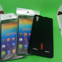 case lenovo a6000 a6010 + oftcas softshell softsell silicon silikon