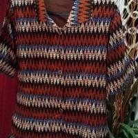 preloved baju kemeja batik bali lestari