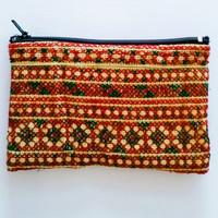 Dompet Koin Bordir Handmade Asli Thailand Kode JE03