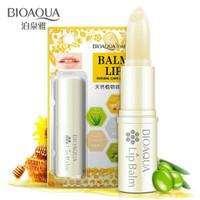 Bioaqua Lip Balm Honey Natural Care of Lips