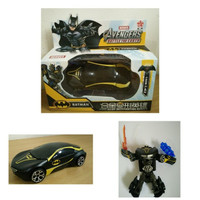 Jual Diecast Mobil Robot Batman Murah