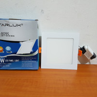 LED panel starlux 9Watt Square