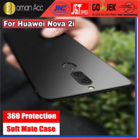 SoftCase Huawei Nova 2i Casing Slim Case hp Cover