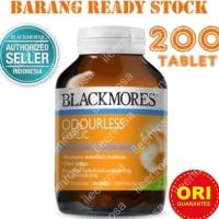 Jual Blackmores Odourless Garlic BPOM Kalbe (Imun & Kolesterol) ~TERLARIS Murah