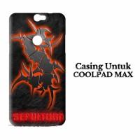 Casing Coolpad Max sepultura Custom Hard Case Cover