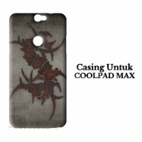 Casing Coolpad Max sepultura dark Custom Hard Case Cover
