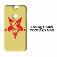 Casing Coolpad Max sepultura logo Custom Hard Case Cover
