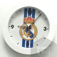 Jam Dinding Real Madrid Logo c11494720c