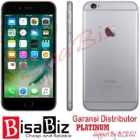 iPhone 6 (128Gb) ORIGINAL GARANSI DISTRIBUTOR 1TAHUN GREY