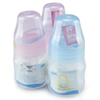 Jual HUKI BOTOL SUSU DOT ORTHODENTIC Gepeng 60ml BPA Free promo murah Murah