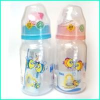 Jual HUKI BOTOL SUSU DOT ORTHODENTIC 120ml Gepeng PP BPA free promo murah Murah