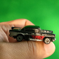 Matchbox muscle car in small format
