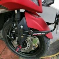 Variasi Breket/Dudukan Plat Nomor Motor Yamaha AEROX 155 Termurah.