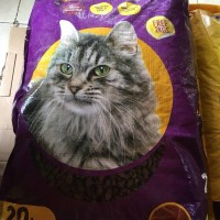 Bolt 20Kg Tuna Ikan - Makanan Kucing Murah - Freshpack - Cat Food