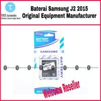 Baterai Samsung J2 2015 Original - Battery Batre J200