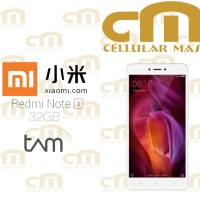 HP Xiaomi Redmi Note 4 RAM 3GB INTERNAL 32GB GARANSI RESMI TAM