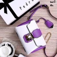 Tas Selempang Wanita Pedro Bag Slingbag Cewek Branded Import Hot Ite