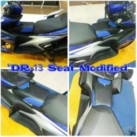Jok Motor Boncengan Anak Yamaha Aerox 155 Bahan Full Mb Tech