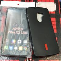Silikon capdase soft case karet hitam lenovo a7010 k4note k4 note