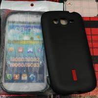 Silikon capdase soft case karet hitam samsung grand duos neo i9080 /82