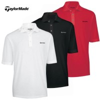 Aksesoris Perlengkapan Golf Polo Shirt Taylor Made Sports Golf Origin