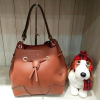 Tas Wanita Hush Puppies Original Minah Brown