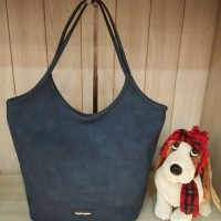 Tas Wanita Hush Puppies Original Lili Blue