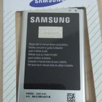 Original 100 Baterai Batre Battre Batere Samsung Galaxy Note 3 / Note3