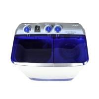 mesin cuci AQUA JAPAN QW 780 xt 2 tabung semi otomatis hijab seris
