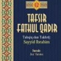 Buku Tafsir Fathul Qadir Jilid 12