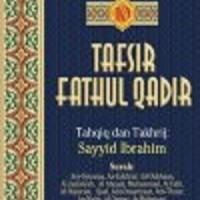 Buku Tafsir Fathul Qadir Jilid 10