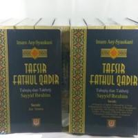 Buku Tafsir Fathul Qadir Edisi Lengkap