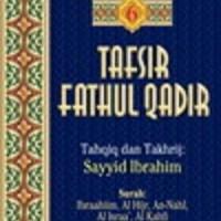 Buku Tafsir Fathul Qadir Jilid 6
