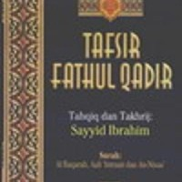 Buku Tafsir Fathul Qadir Jilid 2