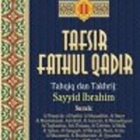 Buku Tafsir Fathul Qadir Jilid 11